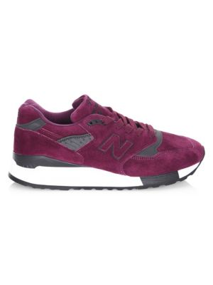 998 Suede Sneakers