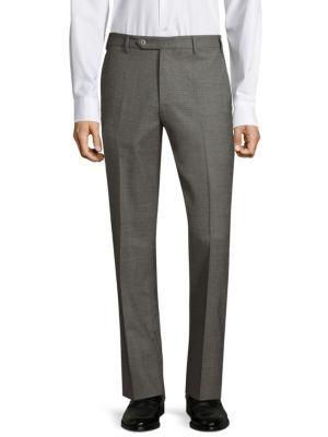 Devon Rip Stop Wool Trousers