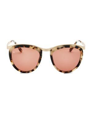 Comic Strip 51MM Teardrop Sunglasses