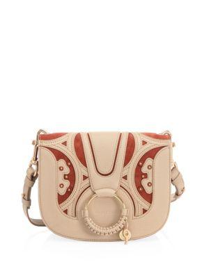 Hana Leather Shoulder Bag