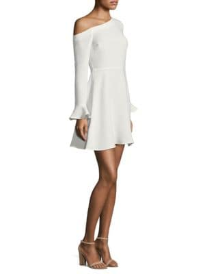 Reese Bell Sleeves A-Line Dress