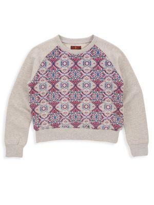 Little Girl's & Girl's Sweatshirt