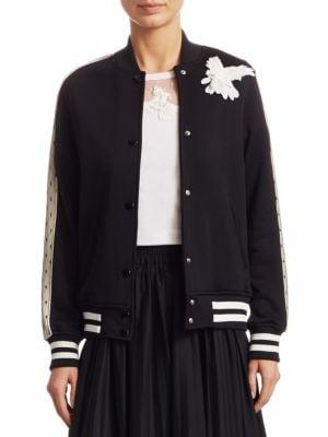 Jersey Bomber Jacket