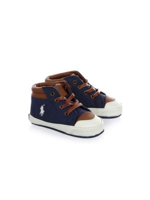 Baby Boy's Geffron Hi-Top Sneakers
