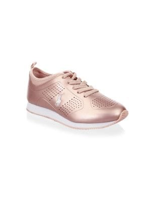 Kid's Tiyanna Lace-Up Sneakers