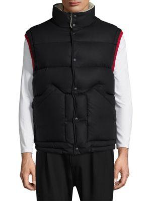 HILFIGER EDITION O-He Mountain Puffer Vest