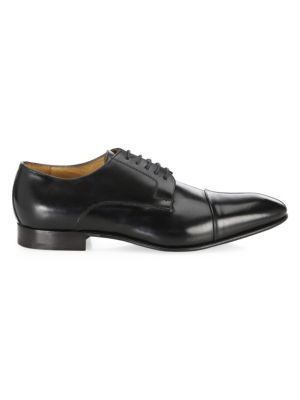 COLLECTION Burnished Captoe Oxfords