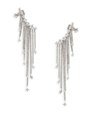 Greta Fringed Earrings