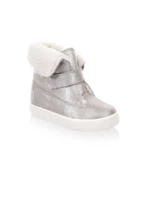 Baby's & Toddler's Siena Faux Shearling Bootie