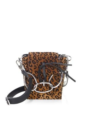 Leigh Leather Crossbody Bag