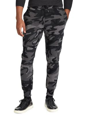 Camouflage Cargo Jogger