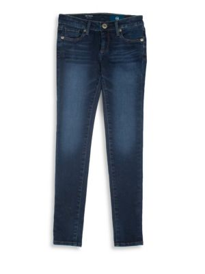 Toddler Girl's, Little Girl's & Girl's Twiggy Imperial Skinny Jeans