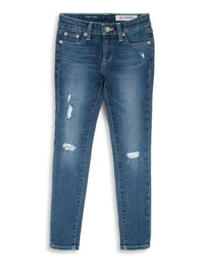 Toddler, Little Girl's & Girl's The Twiggy Ankle Skinny Jeans