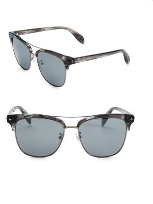 16MM Aviator Sunglasses