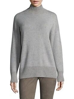 0457c844e6b Lafayette 148 New York. Vanise Turtleneck Cashmere Sweater