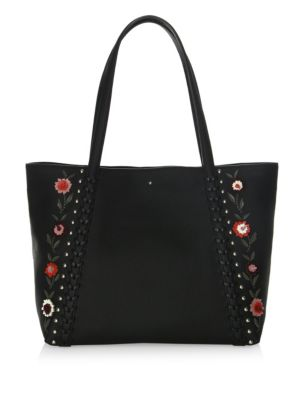 Cherie Everyday Leather Tote