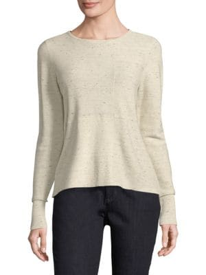 Pepper Roundneck Top by Eileen Fisher