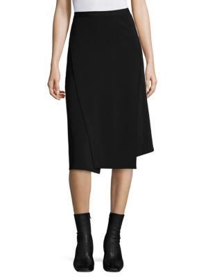 Staggered Seam Skirt