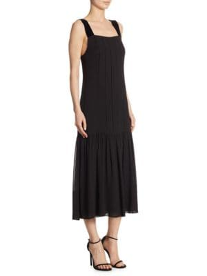 Sabella Pintuck Dress
