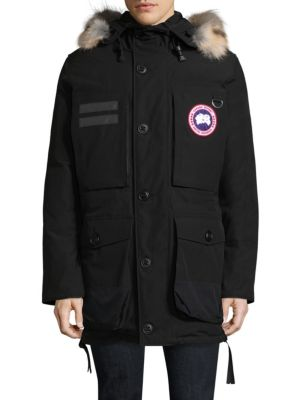 Maccullouch Fur Trimmed Parka