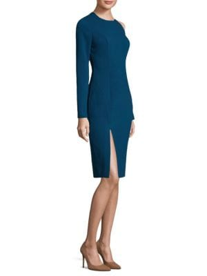 Covina Cold Shoulder Sheath Dress