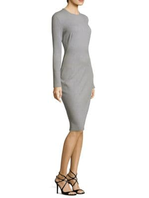 Desoto Textured Sheath Dress
