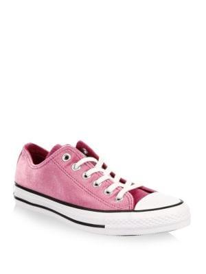 Classic Velvet Sneakers