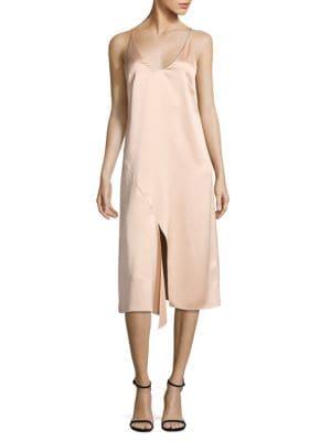 Celestia Slip Midi Dress