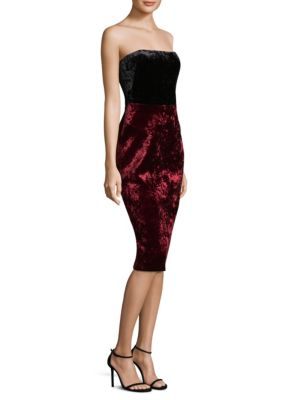 Rumor Cocktail Dress