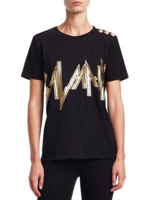 Gold Logo T-Shirt