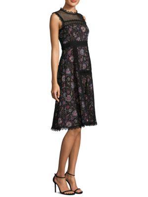 Eve Floral Dress