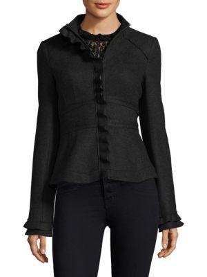 Caroline Wool Jacket