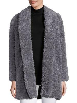 Kavasia Faux Fur Coat