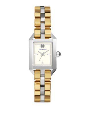Dalloway Two-Tone Stainless Steel Bracelet Watch