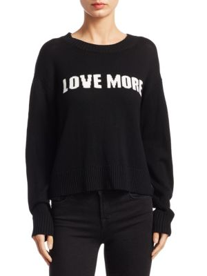 Love More Wool Sweater