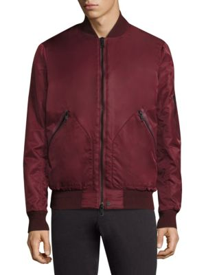 Hill Muted Bomber Jacket