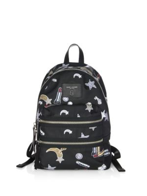 Tossed Charm Backpack