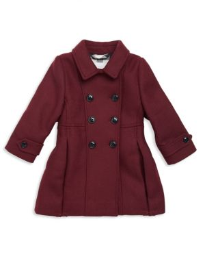 Baby's & Toddler's Frie Double Breasted Coat