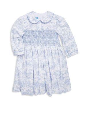 Toddler's & Little Girl's Printed Dress
