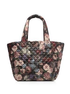 Metro Quilted Tote
