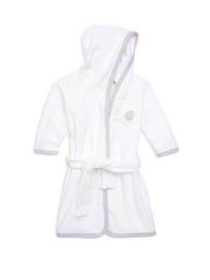 Baby's Elephant Cotton Robe