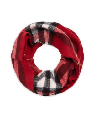 Exploded Parade Cashmere Infinity Scarf