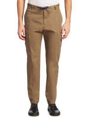 Paneled Cargo Pants