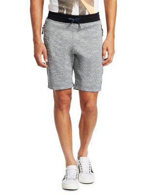 Athleisure Knitted Shorts