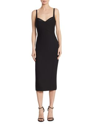 Mies Jolie Midi Dress