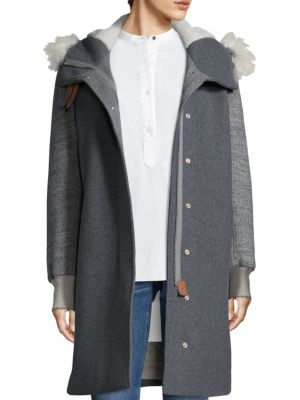 Laporta Hooded Winter Coat