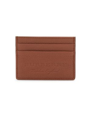 Sandon Leather Card Case