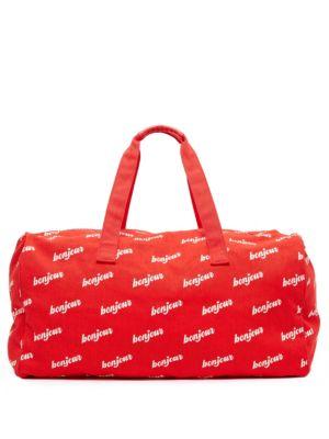 Bonjour Getaway Duffel Bag