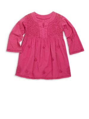 Toddler's, Little Girl's & Girl's Faria Cotton Dress