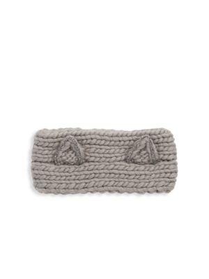 Kat Chunky Wool Headband